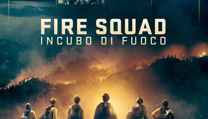 fire squad incubo di fuoco biglietti gratis