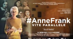 #AnneFrank. Vite parallele: ecco il trailer
