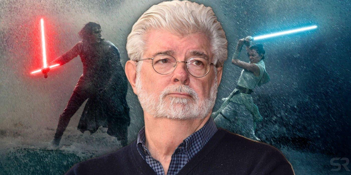 George Lucas Star Wars 9
